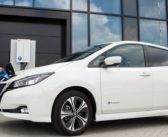 Intelligent EV charge points return power to grid