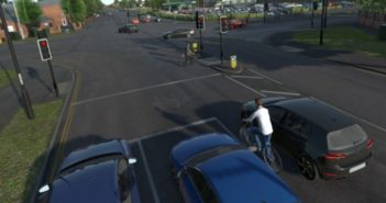 CAV simulations now validated on UK public roads