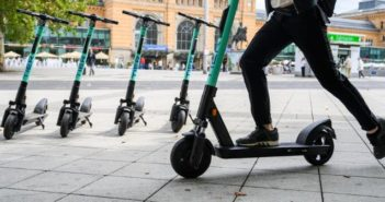 GPS app for visually impaired adds Tier e-scooter locations