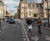 Prioritising micromobility key to meeting pollution goals, report finds