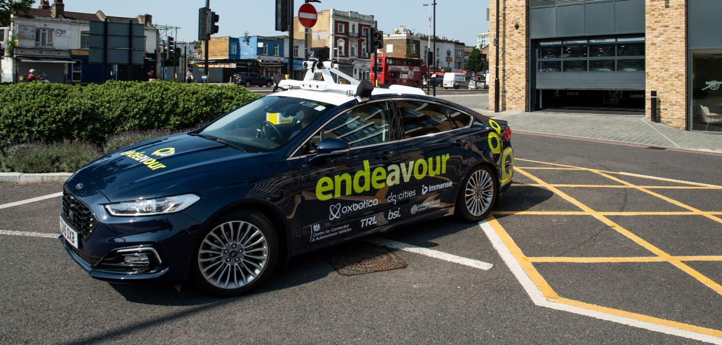 Final phase of Project Endeavour brings autonomous vehicles to ...