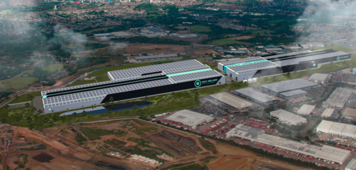 West Midlands Gigafactory set to supply EV batteries by 2025